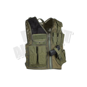 Invader Gear Mk.II Crossdraw Vest ( Olive Drap )