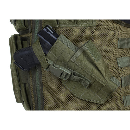 Invader Gear Invader Gear Mk.II Crossdraw Vest : Olive Drap