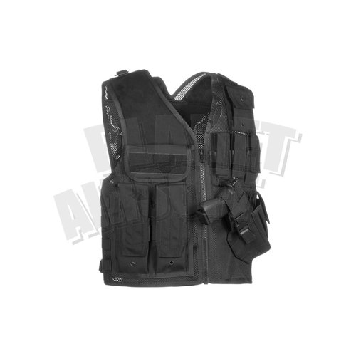 Invader Gear Mk.II Crossdraw Vest : Zwart