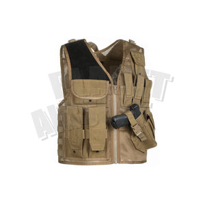 Invader Gear Invader Gear Mk.II Crossdraw Vest : Coyote Bruin