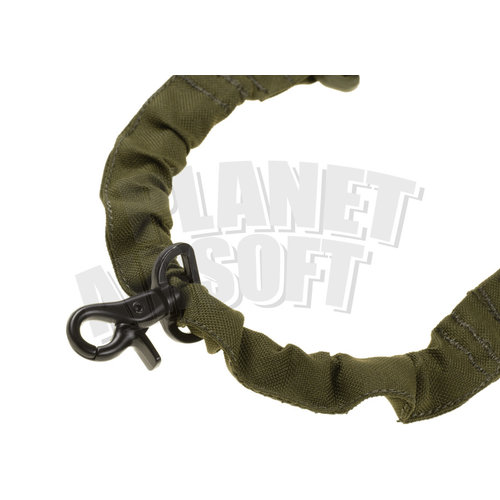 Invader Gear One Point Flex Sling : Olive Drap
