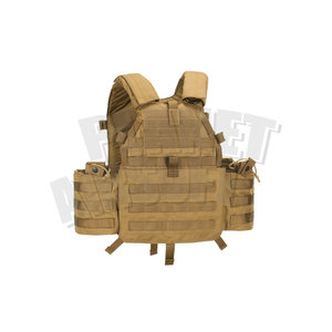 Invader Gear 6094A-RS Plate Carrier : Coyote Bruin