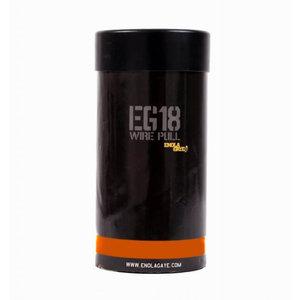 Enola Gaye Enola Gaye EG18 Smoke Grenade : Oranje