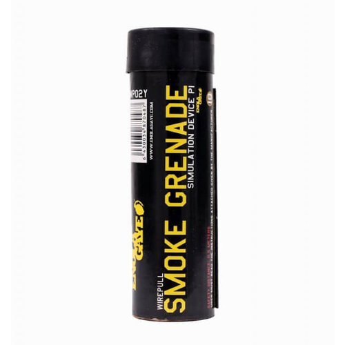 Enola Gaye Enola Gaye Wire Pull Smoke Grenade WP40 : Geel