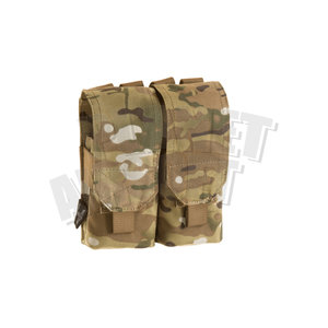 Invader Gear 5.56 2x Double Mag Pouch : All Terrain Pattern