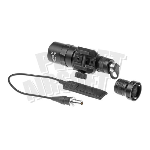 Night Evolution Night Evolution/Element M300B Mini Scout Weaponlight : Zwart