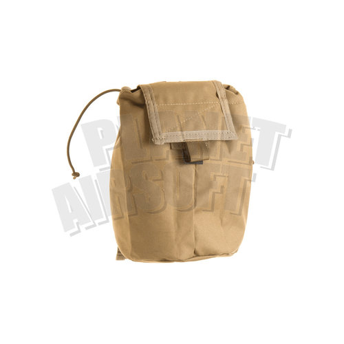 Invader Gear Foldable Dump Pouch : Coyote Bruin