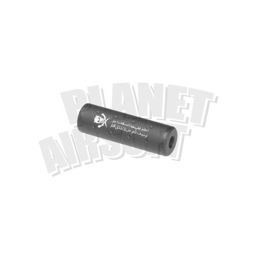 Pirate Arms Pirate Arms 110x35 Stubby Silencer CW/CCW