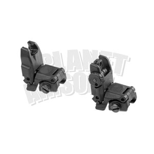 FMA FMA FBUS Gen 2 Sights : Foliage Green