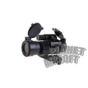 Theta Optics Battle red dot sight : Zwart
