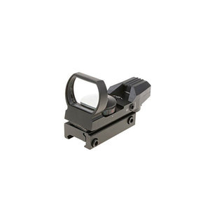 Theta Optics Theta Optics Open red dot sight : Zwart