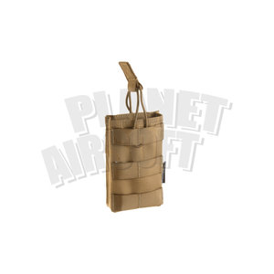 Invader Gear 5.56 Single Direct Action Mag Pouch : Coyote Bruin
