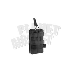 Invader Gear 5.56 Single Direct Action Mag Pouch : Zwart