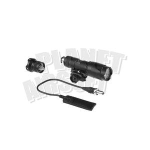 Night Evolution M300A Mini Scout Weaponlight : Zwart