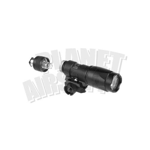 Night Evolution Night Evolution/Element M300A Mini Scout Weaponlight : Zwart