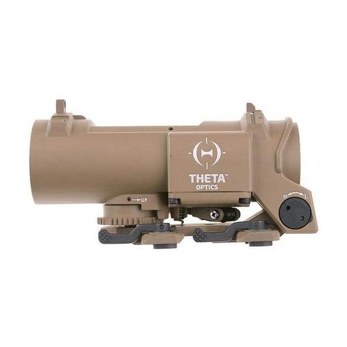 Theta Optics Theta Optics 1-4x32F Scope : Desert