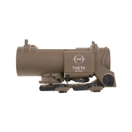 Theta Optics Theta Optics 4x32E Scope : Desert