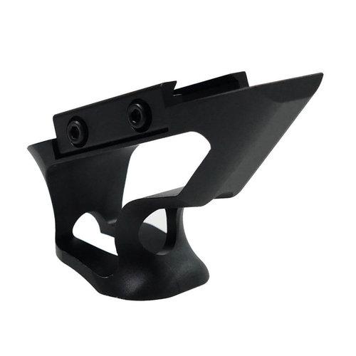 Metal Metal Fortis CNC Short Grip : Zwart