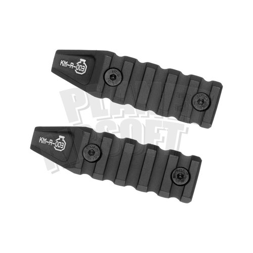 Ares / Amoeba OctaArms/Ares 3 Inch Keymod Rail 2-Pack