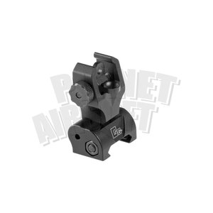 G&G G&G Flip Up Rear Sight : Zwart