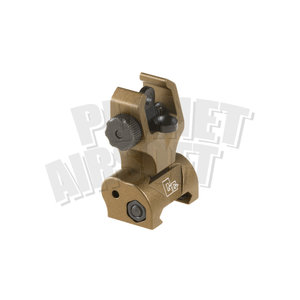 G&G G&G Flip Up Rear Sight : Desert