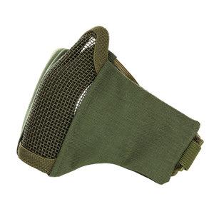Invader Gear Mk.II Steel Half Face Mask ( Olive Drap )
