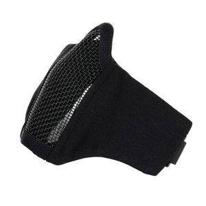 Invader Gear Mk.II Steel Half Face Mask ( Black )