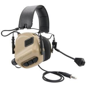 Earmor Earmor M32 MOD1 Tactical Hearing Protection Ear-Muff : Dark Earth
