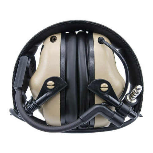 Earmor Earmor M32 MOD1 Tactical Hearing Protection Ear-Muff : Dark Earth