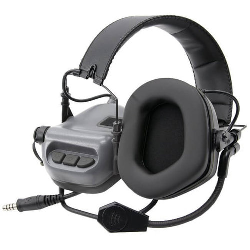 Earmor M32 MOD1 Tactical Hearing Protection Ear-Muff ( Olive Drap )