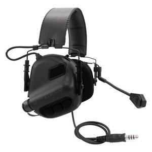 Earmor M32 MOD1 Tactical Hearing Protection Ear-Muff ( Black )