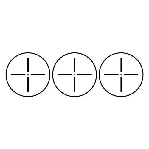 Theta Optics Theta Optics 4x32 RGB Scope