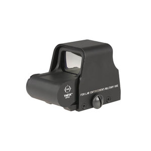 Theta Optics Theta Optics XTO Red Dot Sight Replica : Zwart