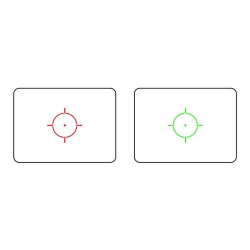 Theta Optics Theta Optics XTO Red Dot Sight Replica : Desert