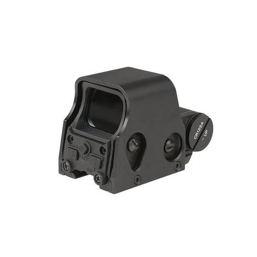 Theta Optics Theta Optics XTO Red Dot Sight Replica : Zwart