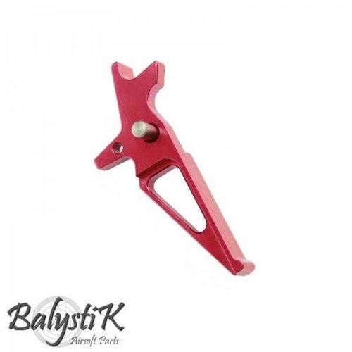 Balystik Balystik CNC Trigger for M4 : Rood