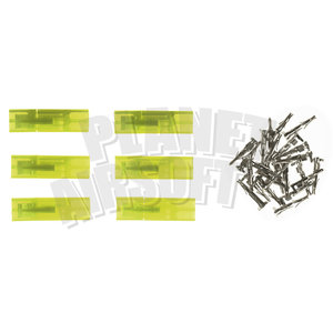 King Arms Mini Type Connector Plugs 6pcs