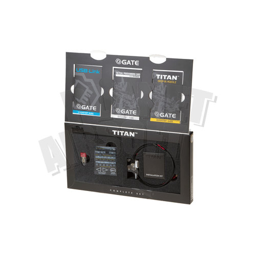 Gate Electronics GATE Titan V2 Complete Set Front Wired