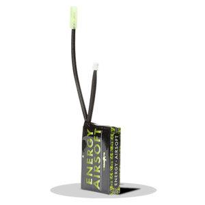 Energy Airsoft LiPo 11.1V 1500mAh 20C Battery Solo 4