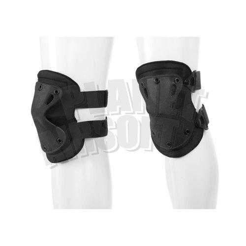 Invader Gear Invader Gear XPD Knee Pads : Zwart