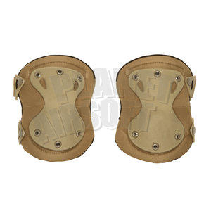 Invader Gear XPD Knee Pads : Coyote Bruin
