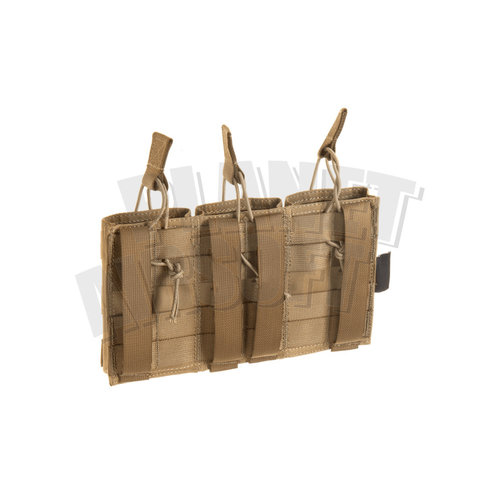 Invader Gear Invader Gear 5.56 Triple Direct Action Mag Pouch : Coyote Bruin