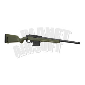 Ares / Amoeba S1 Striker Bolt Action Sniper Rifle : Olive Drap