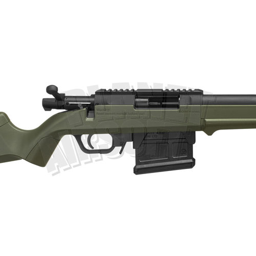 Ares / Amoeba Ares/Amoeba S1 Striker Bolt Action Sniper Rifle : Olive Drap