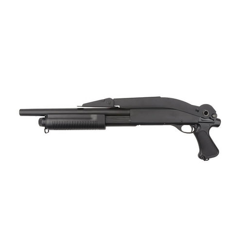 Cyma Cyma CM353L Short Shotgun With Collapsible Stock