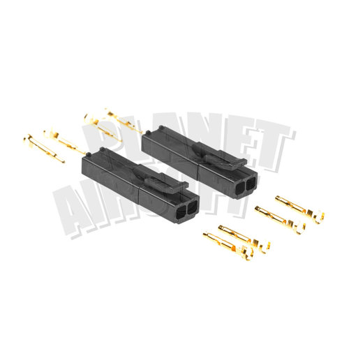 Prometheus / Laylax Gold Pin Connector Set Mini Connector