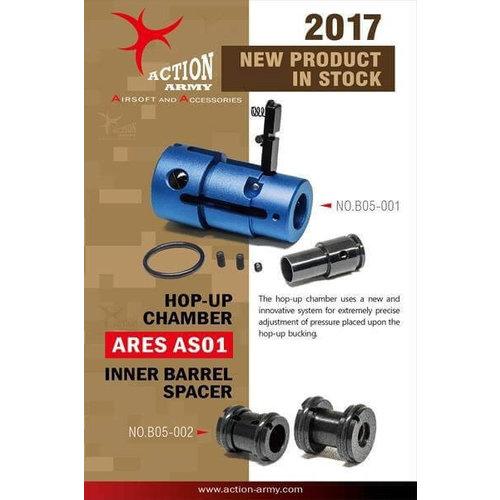 Action Army Amoeba Striker Inner Barrel Spacer Set