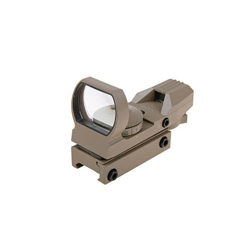 Theta Optics Theta Optics Open red dot sight : Dark Earth