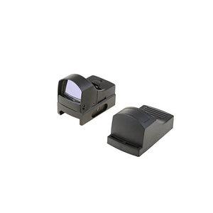 Theta Optics Micro red dot sight : Zwart