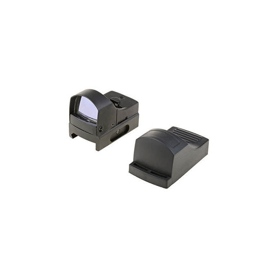 Theta Optics Theta Optics Micro red dot sight : Zwart